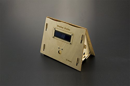 Price comparison product image DFRobot Weather Station Kit with Solar Panel - DIY Maker Open Source BOOOLE