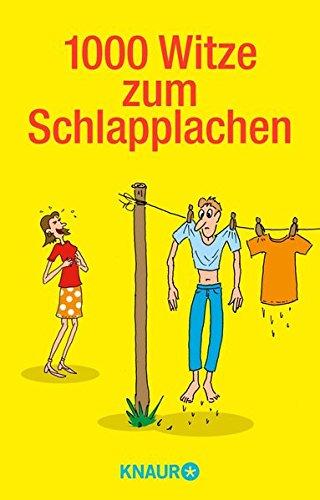 1000 Witze zum Schlapplachen Lustige Witze Für Kinder