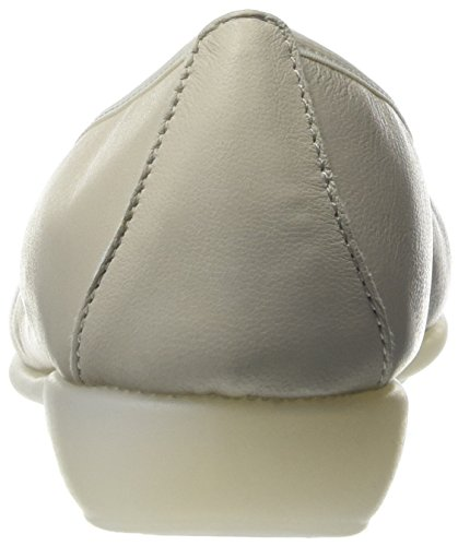 Aerosoles Damen Lottery Ritzy Ballerina Off-White (elfenbeinfarben)