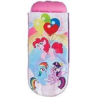 My Little Pony Readybed Júnio Cama Hinchable y Saco de Dormir Infantil, Niñas, Multicolour, Talla Única