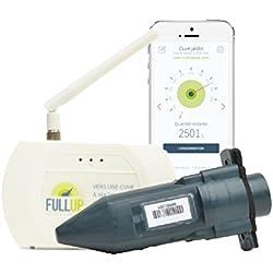 Jauge à ultrason pour cuve à eau/Fioul avec application mobile de gestion!