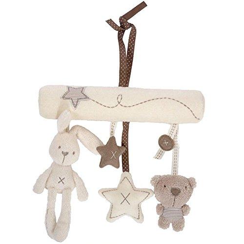 Kinderbett Spirale Spielzeug Klingeln Glocke Musik Spielen Hängen Aktivität Spielzeug Für Kinderwagen Autositz Kinderwagen Spielzeug