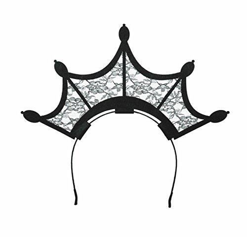 Gothic Queen Crown Krone (Victorian Queen Kostüme)