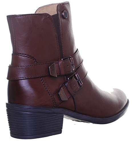 Antwerpen Bussola pour chaussures en cuir Marron - Brown KP