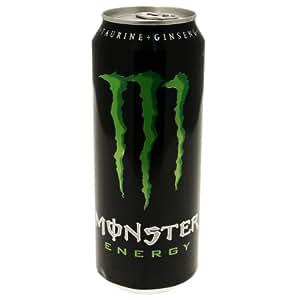 Monster Energy Cannette, 0,5 l