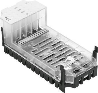 CPX-4AE-TC (553594) Analogmodul LED Anzeigen:- 1 Sammeldiagnose- 4 Kanaldiagnose Anzahl Eingänge:4