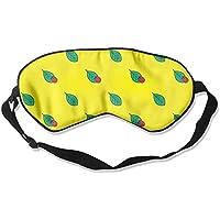 Ladybug On Diagonal Leafs 99% Eyeshade Blinders Sleeping Eye Patch Eye Mask Blindfold For Travel Insomnia Meditation preisvergleich bei billige-tabletten.eu