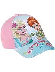 Disney El reino del hielo Chicas Gorra de béisbol 2016 Collection - Rosa