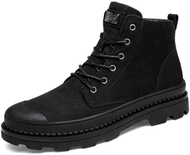 Chaussures Pour De Travail Boots Hommes Yajie Et Bottines Chauds xfw7qO