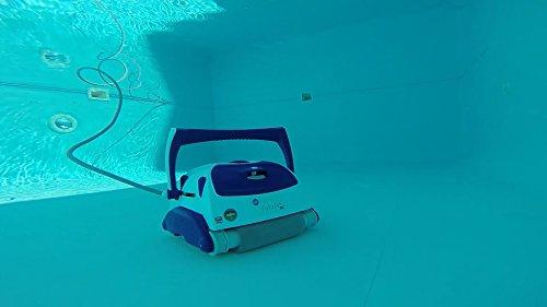 Gre RKFA100 Kayak Future - Robot Eléctrico Limpiafondos de Piscina, 17.000 l/h