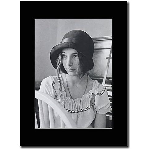 Kate Bush Early Kate In 20 s Mode. Magazine Promo