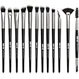 Make up Brushes, 12pcs Premium Cosmetic Makeup Brush Set for Foundation Blending Blush Concealer Eye Shadow, Cruelty-Free Syn