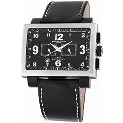 Montres De Luxe Herren 1690CR SILVER 16.09 Estremo Aluminium Chrono Uhr