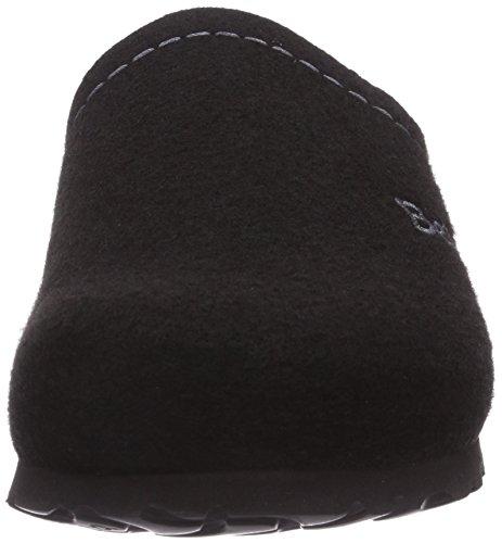 Betula House Unisex-Erwachsene Clogs Schwarz (Black)