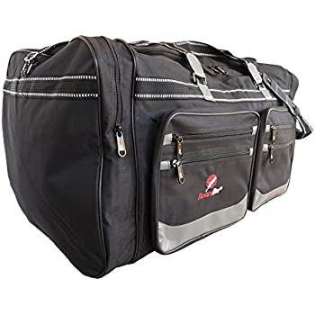 Extra Large XL Big Holdall - Suitcase Size Travel Bag - 100 Litre ...