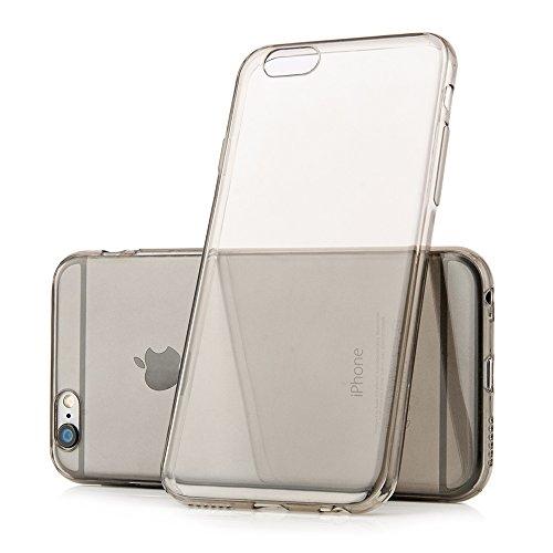 """iPhone 7 Hülle 4,7 Zoll Glamour 3 in 1 TPU Case, Glitzer Schutzhülle mit 3 Schichten für iPhone7 Rosegold 4.7"""" grau"""