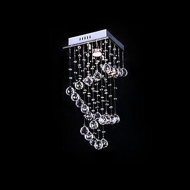 DXZMBDM® unregelmäßig 1 Licht Unterputz in Kristall Dekoration , 220-240V - Unterputz 1 Licht