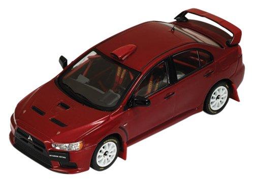 ixo-moc-114-pronto-veicolo-modello-per-la-scala-mitsubishi-lancer-evo-x-gr-n-wrc-rally-edizione-2007