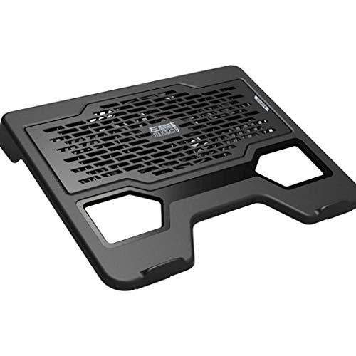 Youhi Laptop-Kühlpad Für 14-Zoll-Notebooks Und Kleinere Notebooks 12-cm-Lüfter USB-Erweiterungsfunktions-Port Anti-Rutsch-Halterung Cooler Pad-Lüfter