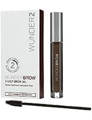 WUNDER2 Wunderbrow Sourcils Parfaits en 2 Minutes Noir/Marron