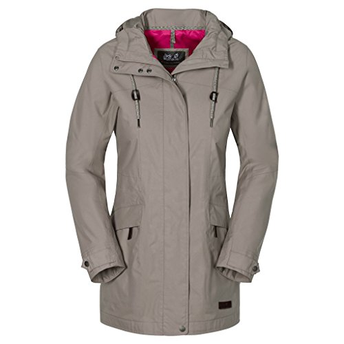 Jack Wolfskin Damen cameia Parka XL North Atlantic