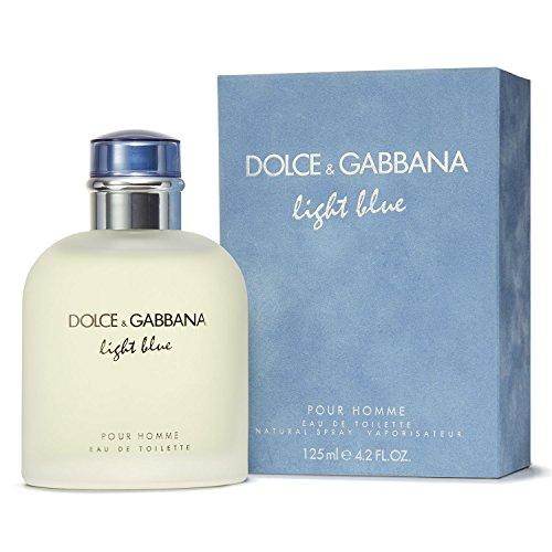Light Blue Dolce & Gabbana 125ml Eau de Toilette pour Homme