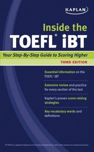 Inside the TOEFL iBT