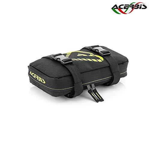 Acerbis Puerto herramientas para Guardabarros delantero Negro/Amarillo