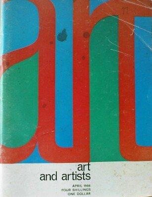 Art And Artists, Vol. 1, No. 4, July 1966 - Dada &...