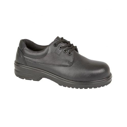 Amblers Safety Fs121c - Chaussures De Sécurité - Black Woman