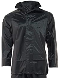 Arctic Storm 100% Waterproof Rain Jacket Coat
