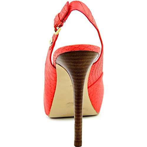 Guess Haben Synthétique Talons Med Red
