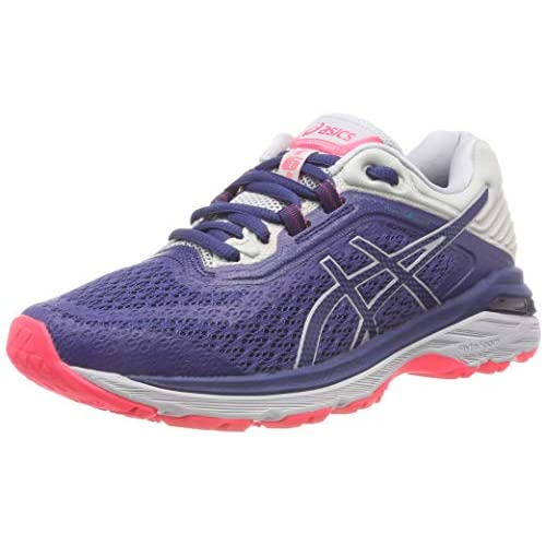 ASICS Women's Gt-2000 6 Trail Plasmaguard Running Shoes, 11.5 UK
