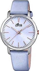 Reloj Lotus Nueva Coleccion 2019-2020 Color Azul-Grisáceo