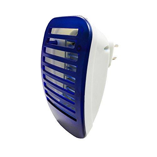 Ardes AR6S01 Zanzariera a Scarica da Presa Luce Attinica LED...