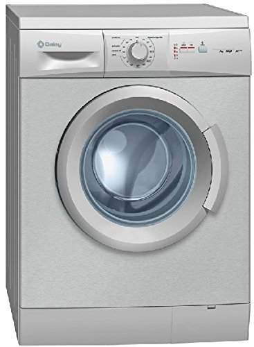 Balay 3TS873XA Independiente Carga frontal 7kg 1000RPM A+++ Gris, Acero inoxidable -...