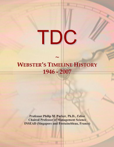 tdc-websters-timeline-history-1946-2007