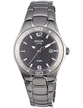 Boccia Damen-Armbanduhr Titan 3119-07