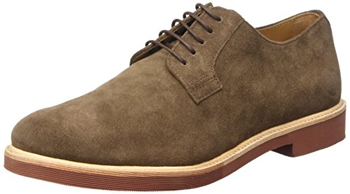 Geox Herren U Damocle C Pumps Marrone (Cigar)