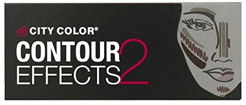 CITY COLOR Contour Effects 2 Palette - Natural Tone