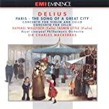 Delius: Paris - The Song of a Great City Concerto for Violin and Cello / Concerto for Cello