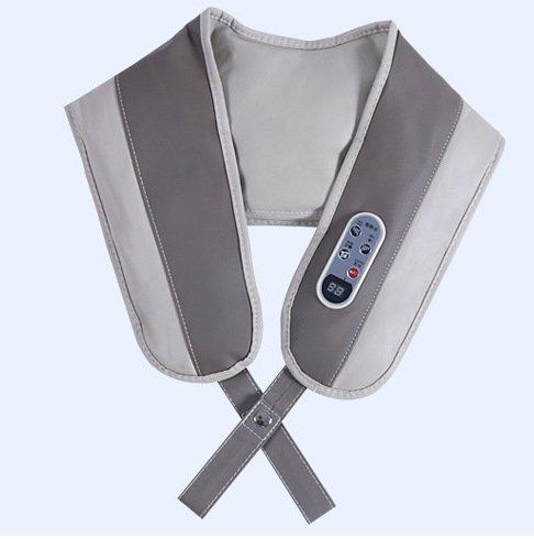 Zervikale massage Gerät Hals und Taille Beat, A, Apricot Farbe