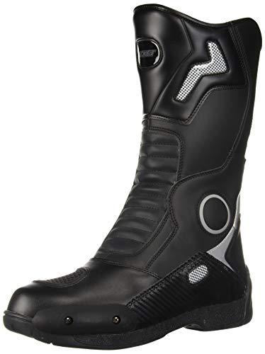 Joe Rocket Ballistic Touring Men 's Boots (Black, Size 10) by - Mens Joe Rocket