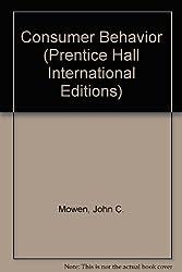Consumer Behavior: International Edition (Prentice Hall International Editions)