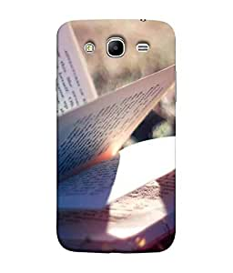 Fuson Designer Back Case Cover for Samsung Galaxy Mega 5.8 I9150 :: Samsung Galaxy Mega Duos 5.8 I9152 (book reading knowledge learn learning)