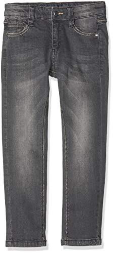 s.Oliver Jungen Jeans 63.809.71.3233, Grau (Grey/Black Denim Stretch 96z2), 122 (Herstellergröße: 122/REG)