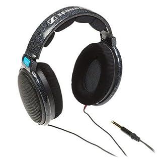 Sennheiser HD 600 Stereo-Kopfhörer mit ein Adapter auf 6.3mm Stereoklinke, schwarz (B00004SY4H) | Amazon Products