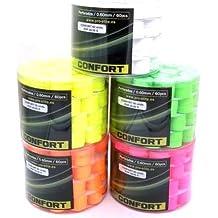 overgrips Pro Elite Confort Perforados (Elige Tus Colores). Bote de 60 unds.