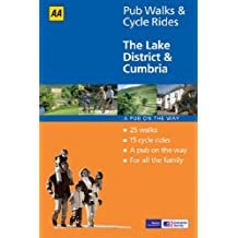 AA Pub Walks & Cycle Rides: The Lake District & Cumbria