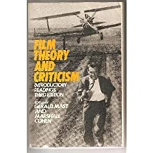 Film Theory and Criticism: Introductory Readings by Not Available (1985-03-28)